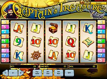 Игровой автомат Captain's Treasure - фото № 3
