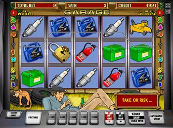 Игровой автомат Garage - фото № 4