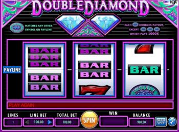 Игровой автомат Double Diamond - фото № 6