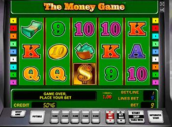 Игровой автомат The Money Game - фото № 2