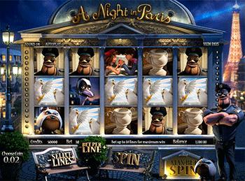 Игровой автомат A Night In Paris - фото № 4