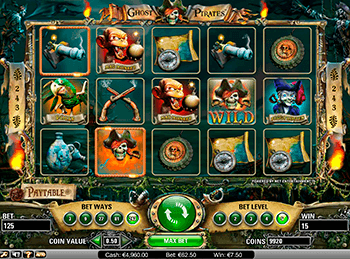 Игровой автомат Ghost Pirates - фото № 5