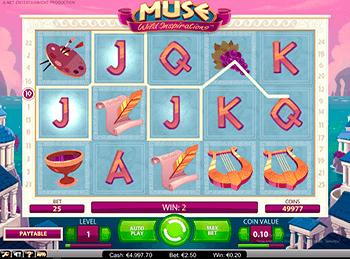 Игровой автомат Muse - фото № 1