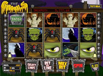 Игровой автомат The Ghouls - фото № 5