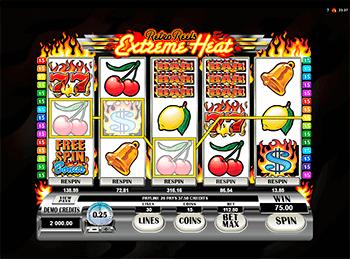 Игровой автомат Retro Reels Extreme Heat - фото № 3