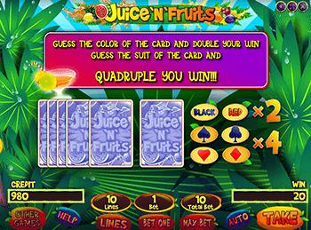 Игровой автомат Juice'n'Fruits - фото № 2