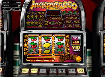 Игровой автомат Jackpot 2000 VIP - фото № 3