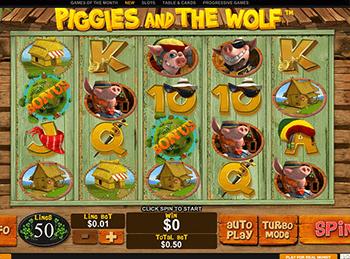 Игровой автомат Piggies And The Wolf - фото № 4