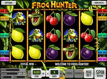 Игровой автомат Frog Hunter - фото № 1