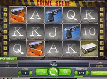 Игровой автомат Crime Scene - фото № 1
