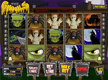 Игровой автомат The Ghouls - фото № 4