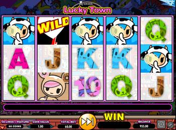 Игровой автомат Tokidoki Lucky Town - фото № 2