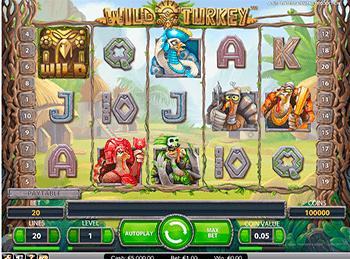 Игровой автомат Wild Turkey - фото № 1