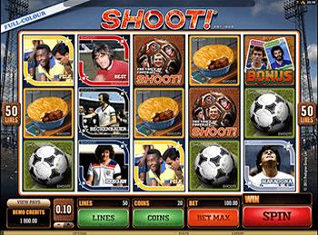 Игровой автомат Shoot! - фото № 3