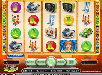 Игровой автомат Groovy Sixties - фото № 3