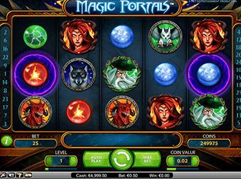Игровой автомат Magic Portals - фото № 3