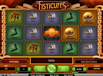 Игровой автомат Fisticuffs - фото № 3
