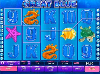 Игровой автомат Great Blue - фото № 4