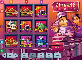Игровой автомат Chinese Kitchen - фото № 4