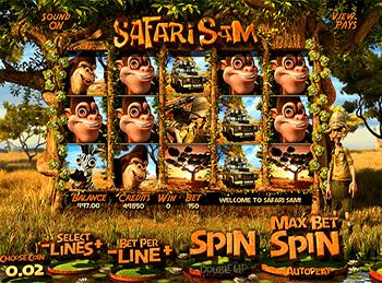 Игровой автомат Safari Sam - фото № 4