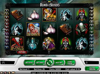 Игровой автомат Blood Suckers - фото № 2