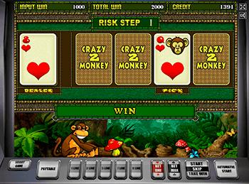 Игровой автомат Crazy Monkey 2 - фото № 6