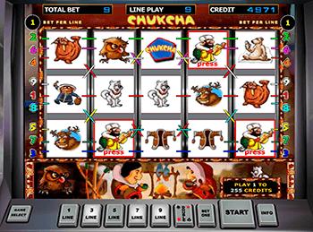 Игровой автомат Chukchi Man - фото № 5