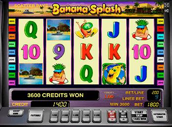 Игровой автомат Banana Splash - фото № 5