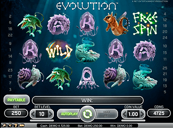 Игровой автомат Evolution - фото № 6