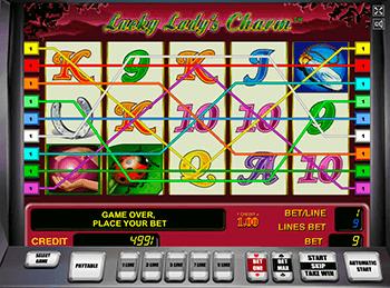 Игровой автомат Lucky Lady's Charm - фото № 1