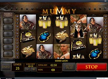 Игровой автомат The Mummy - фото № 2