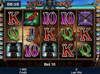 Игровой автомат Red Lady - фото № 4