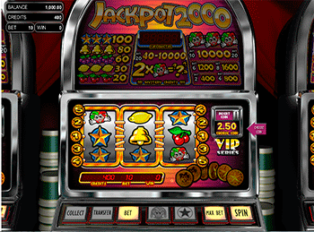 Игровой автомат Jackpot 2000 VIP - фото № 1