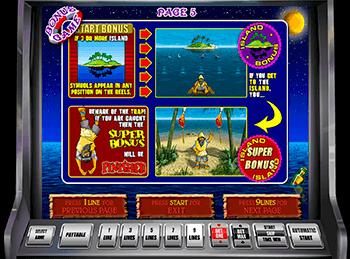 Игровой автомат Island - фото № 6