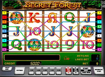 Игровой автомат Secret Forest - фото № 3