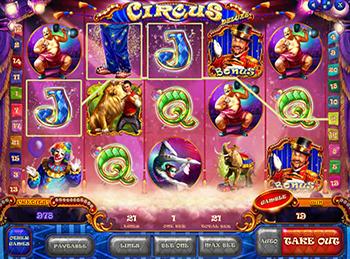 Игровой автомат Circus - фото № 3