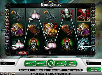 Игровой автомат Blood Suckers - фото № 5
