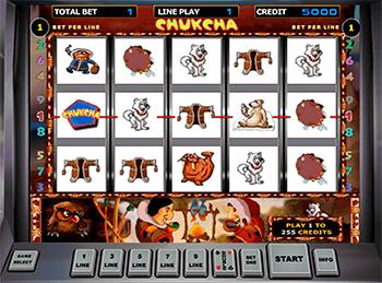 Игровой автомат Chukchi Man - фото № 1