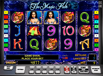 Игровой автомат The Magic Flute - фото № 5