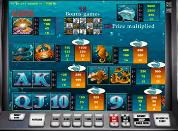 Игровой автомат Dolphin's Pearl - фото № 2