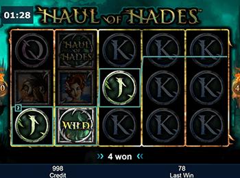 Игровой автомат Haul Of Hades - фото № 2