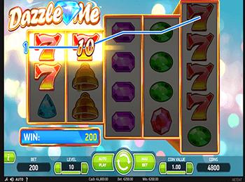 Игровой автомат Dazzle Me - фото № 4