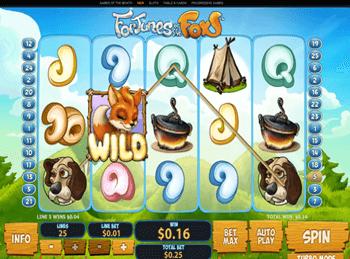 Игровой автомат Foxy Fortunes - фото № 3