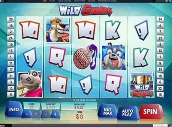 Игровой автомат Wild Games - фото № 1