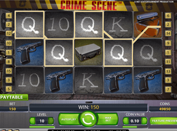 Игровой автомат Crime Scene - фото № 7