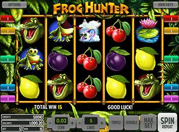 Игровой автомат Frog Hunter - фото № 3