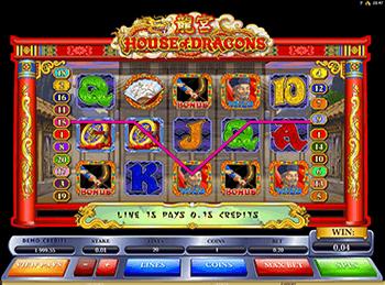 Игровой автомат House Of Dragons - фото № 2