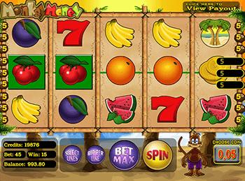 Игровой автомат Monkey Money - фото № 2