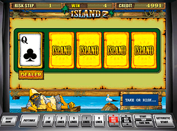 Игровой автомат Island 2 - фото № 1