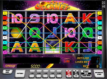 Игровой автомат Golden Planet - фото № 1